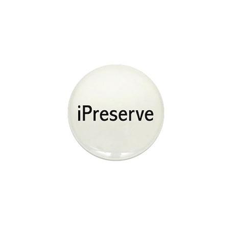 iPreserve Mini Button (10 pack)