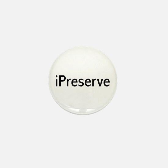 iPreserve Mini Button
