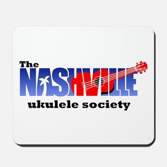 Nashville Ukulele Society Mousepad