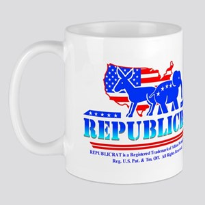 REPUBLICRAT r Logowear Mug