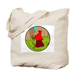 Little Red Riding Hood Child's Tote Bag