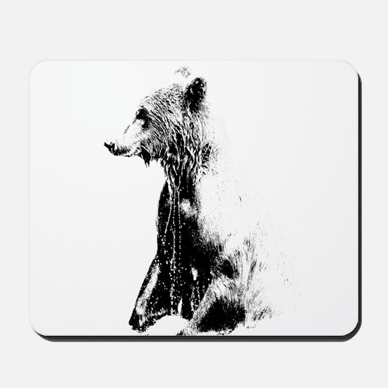 Grizzly Grandeur Mousepad