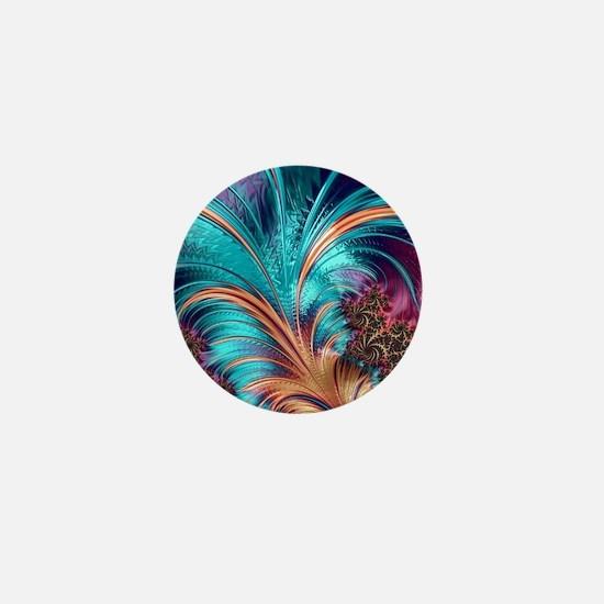 Unique Spiral Mini Button