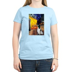 Cafe / Eng Springer Women's Light T-Shirt