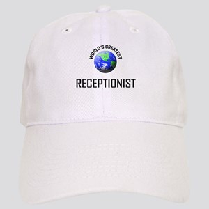 World's Greatest RECEPTIONIST Cap