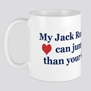 My Jack Russell Can Jump Higher - Mug