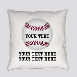 Baseball Everyday Pillow