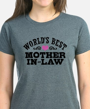 World's Best Mother In Law T-Shirt