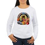 Horn of Plenty Women's Long Sleeve T-Shirt