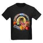 Horn of Plenty Kids Dark T-Shirt