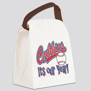 Cubbies its our year Canvas Lunch Bag