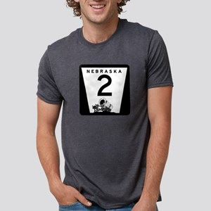 Highway 2, Nebraska T-Shirt