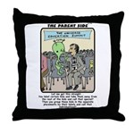 What Planet? Throw Pillow