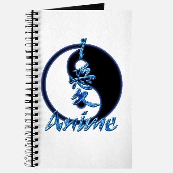 I Love Anime Journal