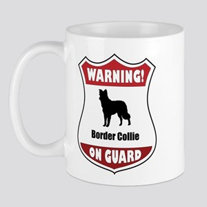 Collie On Guard Mug