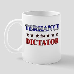 TERRANCE for dictator Mug