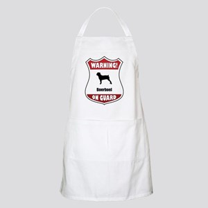 Boerboel On Guard BBQ Apron
