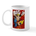 $14.99 Classic Big 3 Comics Mug
