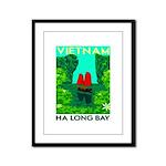 Ha Long Bay - Vietnam Print Framed Panel Print