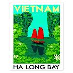 Ha Long Bay - Vietnam Print Small Poster