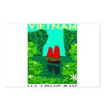 Ha Long Bay - Vietnam Print Postcards (Package of