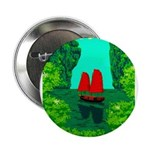 "Ha Long Bay - Vietnam Print 2.25"" Button (100 pack"