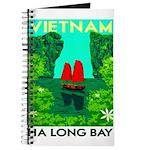 Ha Long Bay - Vietnam Print Journal
