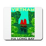 Ha Long Bay - Vietnam Print Mousepad