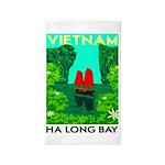 Ha Long Bay - Vietnam Print Area Rug
