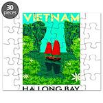 Ha Long Bay - Vietnam Print Puzzle