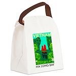 Ha Long Bay - Vietnam Print Canvas Lunch Bag