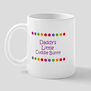 Daddy's Little Cuddle Bunny Mug