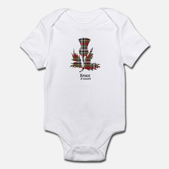 Thistle - Bruce of Kinnaird Infant Bodysuit
