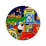 "Saigon Travel and Tourism Print 3.5"" Button (100 p"