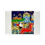 Saigon Travel and Tourism Print Magnets