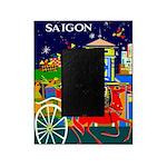 Saigon Travel and Tourism Print Picture Frame