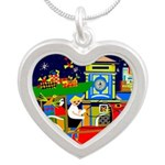 Saigon Travel and Tourism Print Necklaces