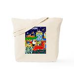 Saigon Travel and Tourism Print Tote Bag