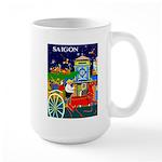 Saigon Travel and Tourism Print Mugs