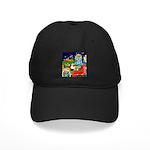 Saigon Travel and Tourism Print Baseball Hat
