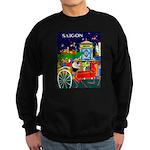 Saigon Travel and Tourism Print Sweatshirt