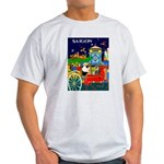 Saigon Travel and Tourism Print T-Shirt