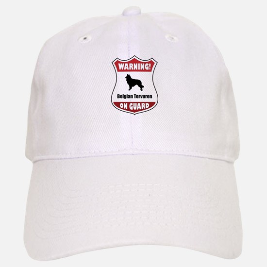 Tervuren On Guard Baseball Baseball Cap