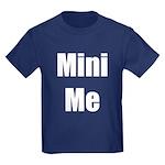 Cool Me/Mini Me Matching Kids Dark T-Shirt