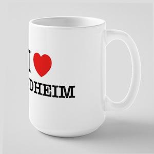 I Love SONDHEIM Mugs