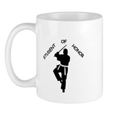 Student of Honor Coffee Cup