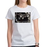 Season's Greetings - Stars Women's T-Shirt