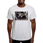 Season's Greetings - Stars Light T-Shirt