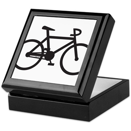 Klaar Bike Keepsake Box