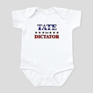 TATE for dictator Infant Bodysuit
